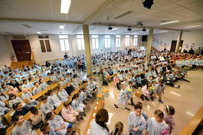 2. Inauguration Ecole