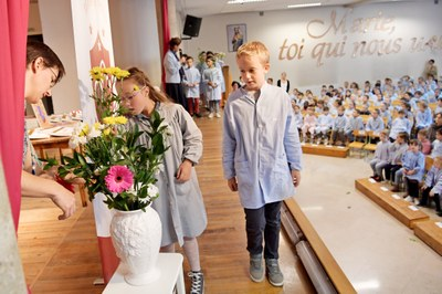 3. Inauguration Ecole
