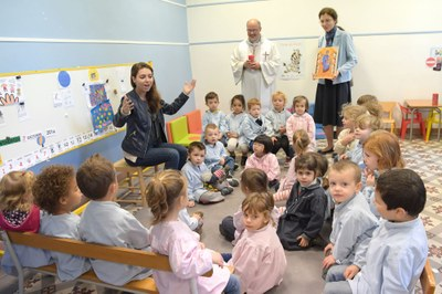 6. Inauguration Maternelle