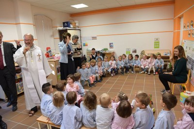 5. Inauguration maternelle