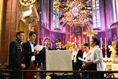 2. Célébration à St Siffrein